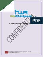 IT Homework Help-Topology-Sample