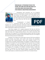 Pengintergrasiaan 10 Program Pokok Pkk Dalam Rpjm Des