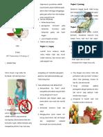 Hiperemesis Gravidarum Leaflet New