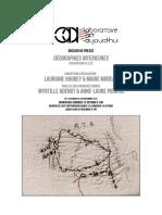 """Dossier de Presse """"Géographies interieures"""""""