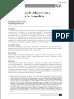 Régimen Legal de Adquisición y Expropiación de Inmuebles - Magali Lazo Guevara y María Reyes Roque