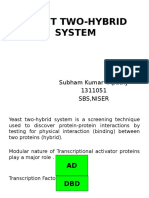 Yths & Protein Crystallization...Subahm