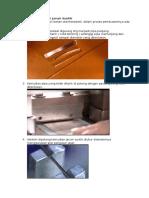 Proses Pembuatan Jarum Suntik