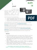 301® DirectReflecting® speaker system