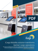 ICargo Mobility Qantas