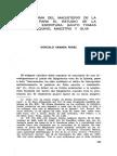Una Norma Del Magsterio de La Iglesia Para El Estudio de La Sarada Escritura. Santo Tomás de Aquino, Maesro y Guía