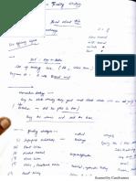 FMK notes