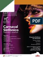 Programa Carnaval 2015 Completo