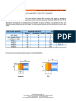 Bondstrand Series 7000 M Installation Manual | Pipe (Fluid