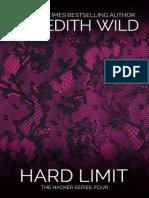 4. Hard Limit - Meredith Wild