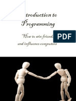 introductiontoprogramming2009-2010-091031145908-phpapp01