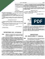 Real Decreto 332-1992