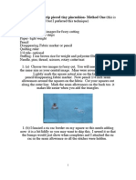 PDF Tutorial-How to Make a Strip Pieced Tiny Pincushion