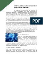 3.-Pruebas Psicológicas y Exámenes Médicos