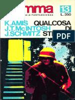 Gamma 13 - Rivista Di Fantascienza (1966) (by FsBook Group) [Beta]
