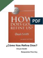Como nos Refina Dios