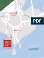 Grand Hyatt Bali Map & Directions