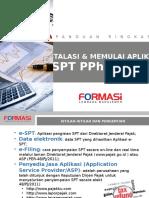 Panduan Instalasi eSPT