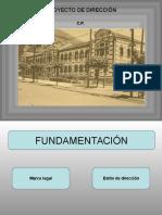 Presentación proyecto