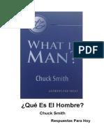 Que Es El Hombre.pdf
