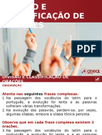 Ae p10 Divisao Classificacao Oracoes