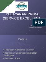 Pelayanan Prima-Kadinkes 2015