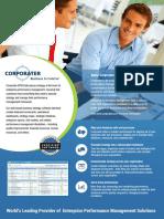 Enterprise Performance Management Suite Brochure