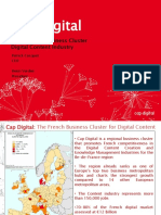 Cap Digital (in english)