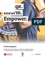 Engage. Inform. Empower. (German version)