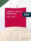 Labour Law Myanmar