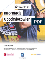 Engage. Inform. Empower. (Polish version)
