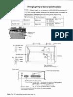 FURUNO PR-240 Voltage Change Infomation