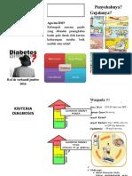 Leaflet Diabetes Melitus