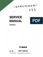 IR600 Service Man