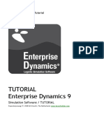 Enterprise Dynamics Tutorial