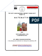 Pembahasan Prediksi UN 10 Matematika SMP 2017 (Ilmu-matematika.blogspot.com)