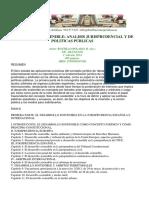 Desarrollo Sostenible Analisis Jurisprudencial y de Politicas Publicas