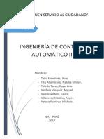 Control Automático II Practica 1