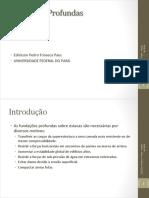 Fundações_Profundas.Apresentação