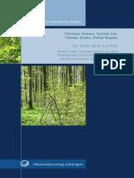 Wald Wild Konflikt