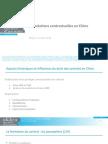 Les relations contractuelles en Chine