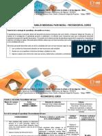 Guía de Actividades y Rúbrica de Evaluación – Fase Inicial - Reconocer El Curso