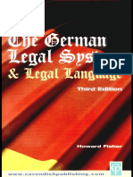 The German Legal System