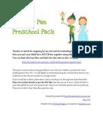 Peter Pan Preschool 2