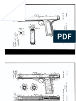Browning Round Slide Pistol