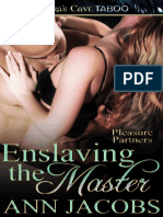 Enslaving the Master - Ann Jacobs