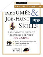 Resumes and Job-hunting Skills.pdf