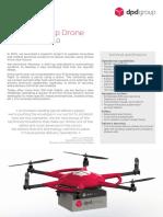 DPDgroup Drone Datasheet UK 052016