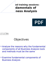 02 Fundamentals of Business Analysis