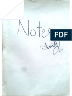 Transit Notes - Hindi